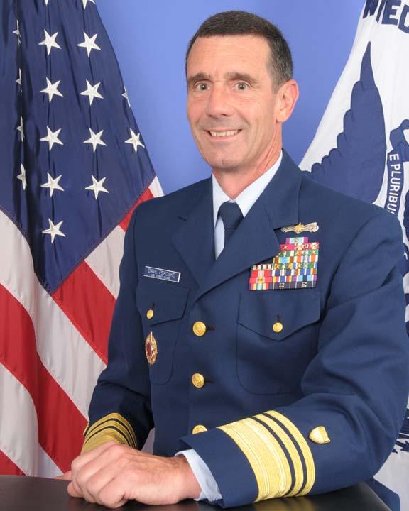 Vice Adm. David Pekoske