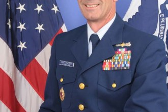 Vice Adm. David Pekoske