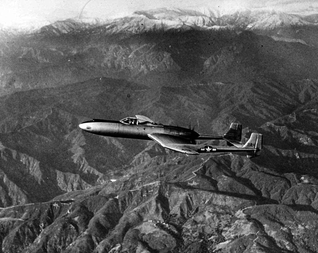 Vultee XP-54