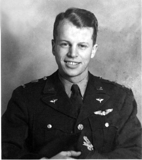 2nd Lt. Carter Harman
