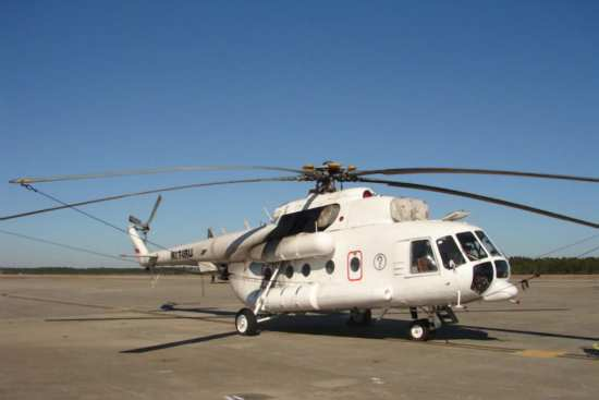 6th SOS Mil Mi-17