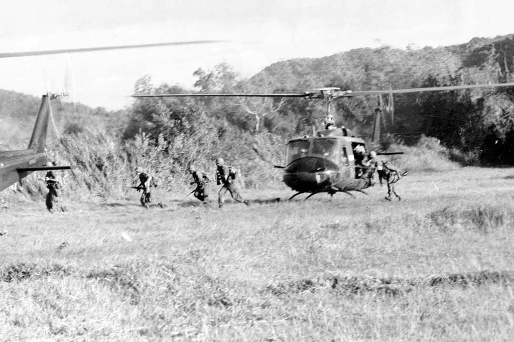 How the Battle of the Ia Drang Valley Changed the Course of the Vietnam War