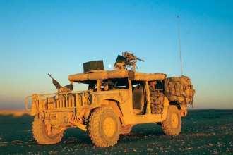 Ground Mobility Vehicle (GMV)