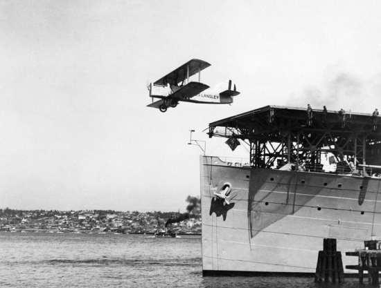Douglas DT-2 Langley catapult