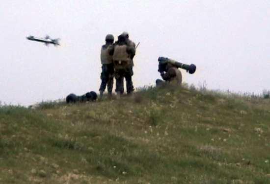 Javelin Missile Battle of Debecka Pass