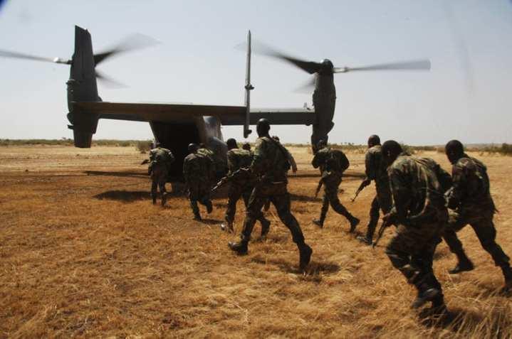 Fighting Global War on Terror Indirectly | Defense Media Network
