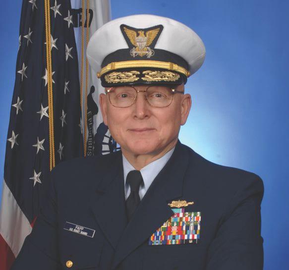 Adm. Robert J. Papp, 24th Coast Guard Commandant. U.S. Coast Guard photo.