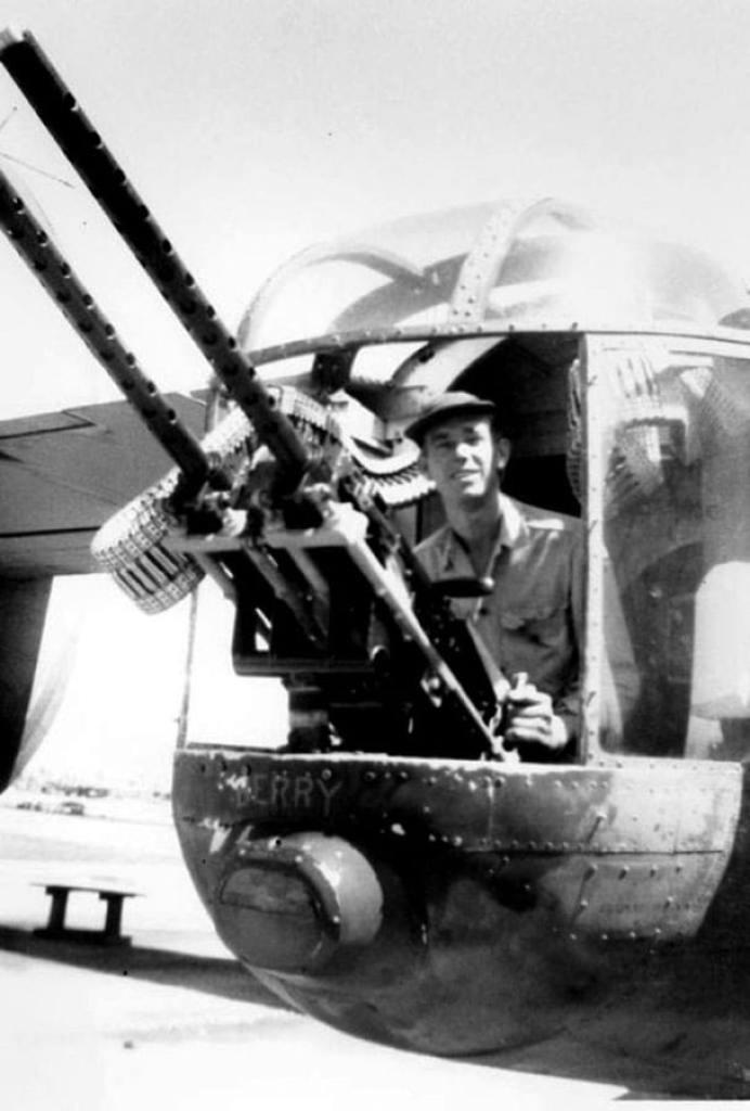 M2 50.-Caliber Machine Gun