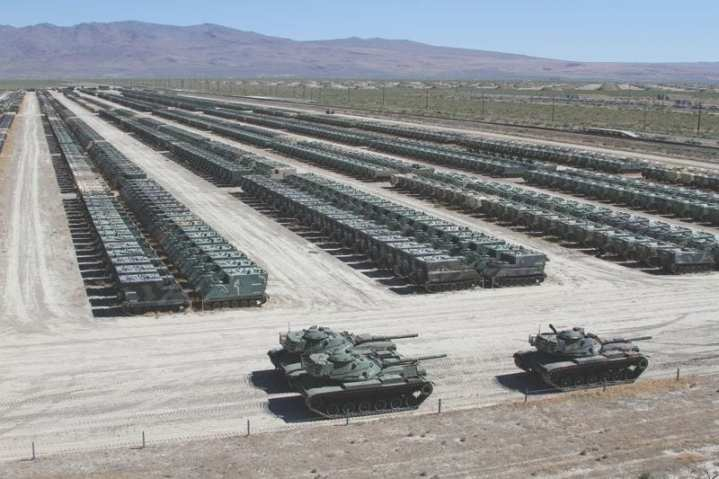 M113 M60 main battle tanks