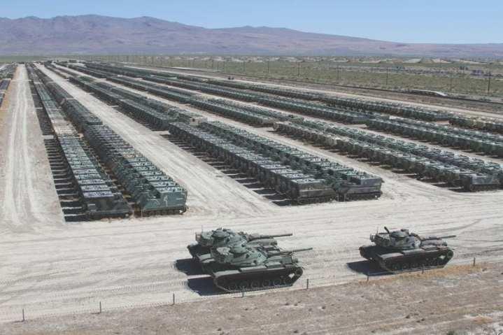 M113 M60 main battle tanks