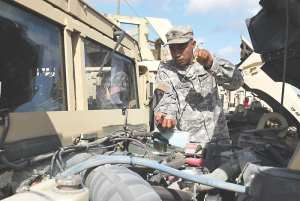 pre-deployment training equipment AFSB