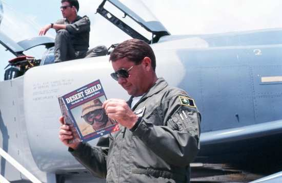Maj. Steve Vonderheide