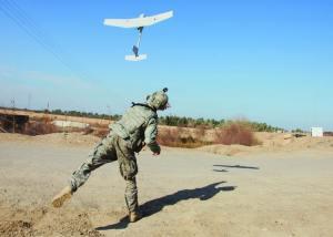Raven UAV Falahaut