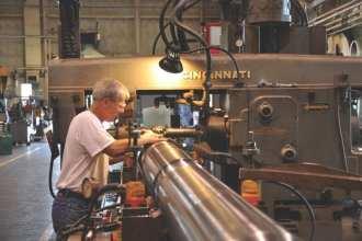 Watervliet arsenal machinist