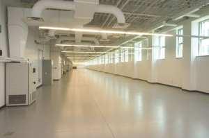 sample lab space