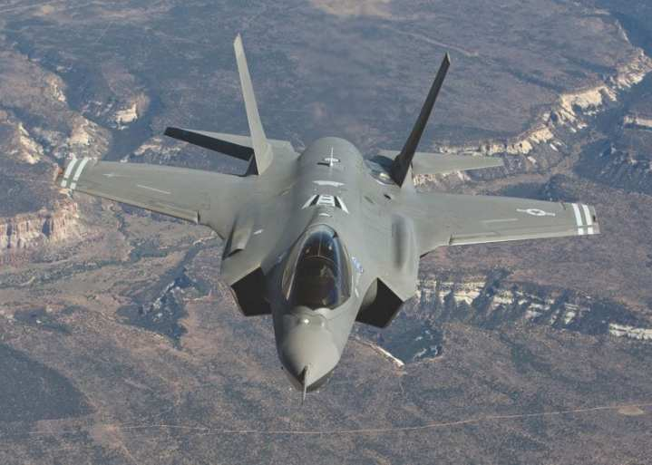 The U.S. military has already taken a hard look at some of its programs, canceling some and scaling back others. The number of F-35s the DoD originally planned to purchase has been reduced over the years due to development costs and delays. Lockheed Martin photograph by Darin Russell