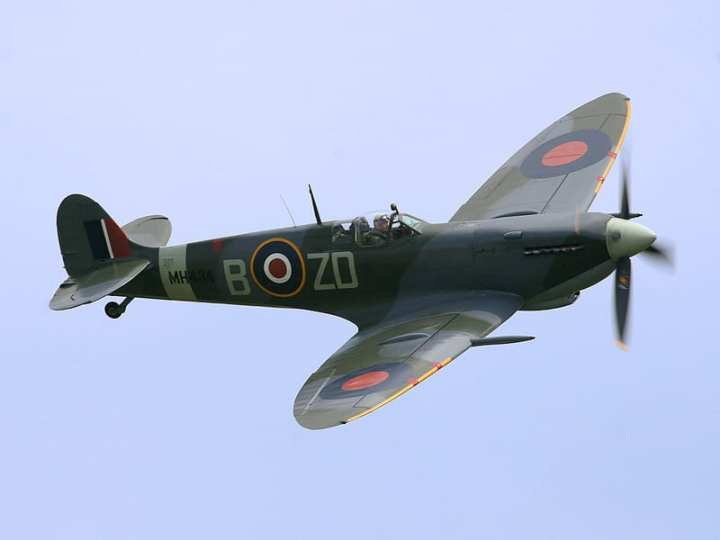 Classic Spitfire IX