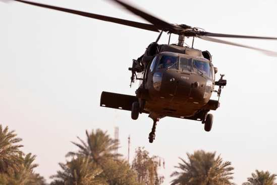 Sikorsky Black Hawk 40th Anniversary | Video