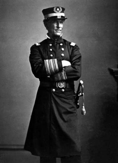 Adm. David G. Farragut