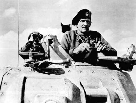 Gen. Bernard Law Montgomery