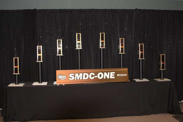 SMDC-ONE NanoSatellite