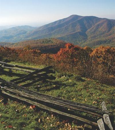 Blue Ridge Mountains. iStock image