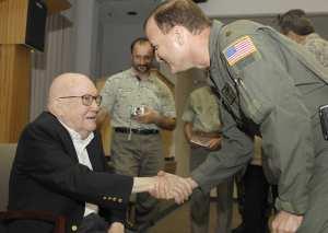 "Maj. Gen. John R. ""Johnny"" Alison, RIP"