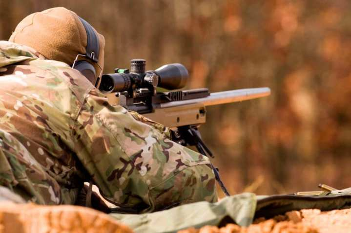 Precision Sniper Rifle restart