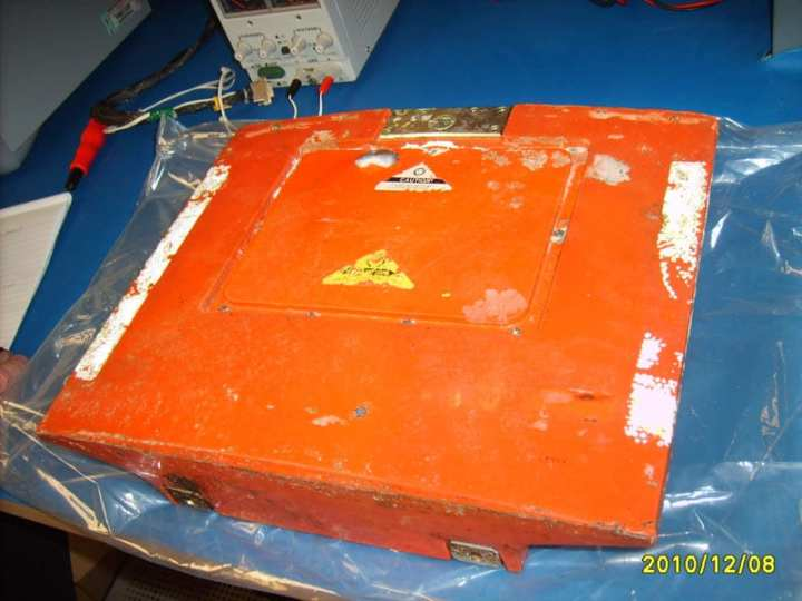 Deployable Flight Incident Recorder Set (DFIRS)