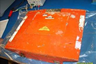 Deployable Flight Incident Recorder Set (DFIRS)