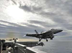F/A-18E Super Hornet Gunslingers USS Harry S. Truman