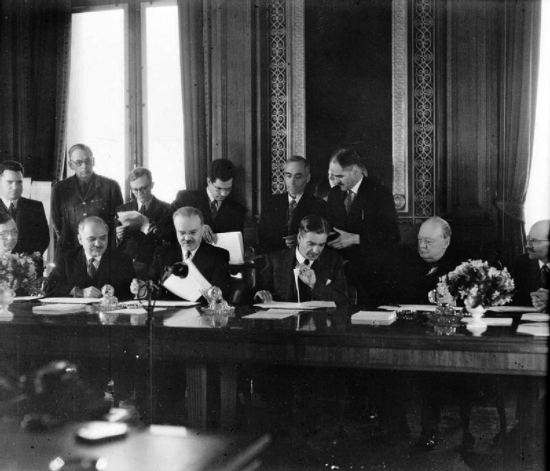 Anglo-Soviet Agreement of 1941