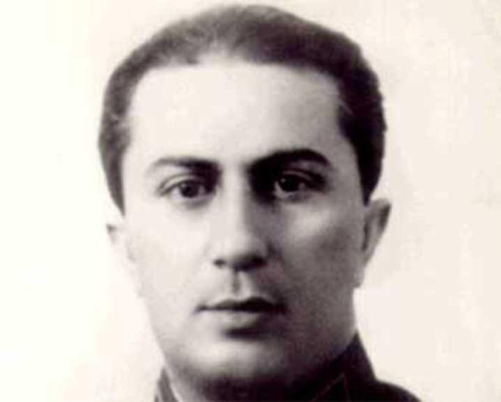 Yakov Dzhugashvili (Yakov Stalin)