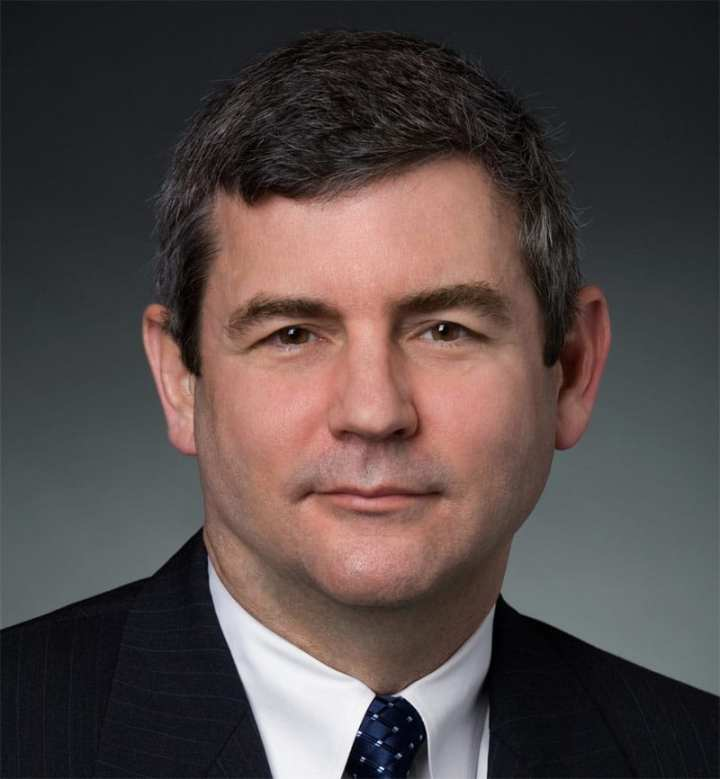 Mike Petters, President Huntington Ingalls industries