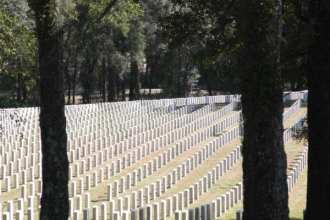 National Cemetery Admin American Recovery and Reinvestment Act funds