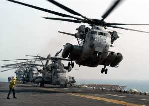 CH-53E Super Stallion Operation Iraqi Freedom