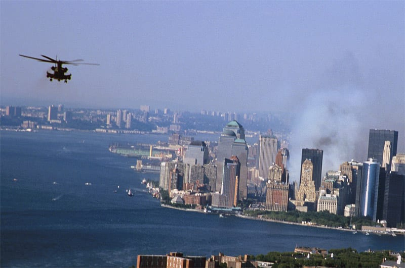MH-53 and WTC