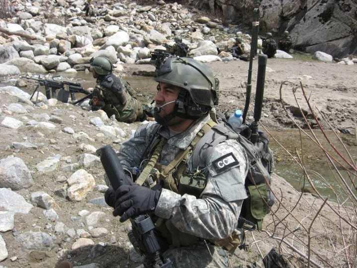 Staff Sgt. Robert Gutierrez