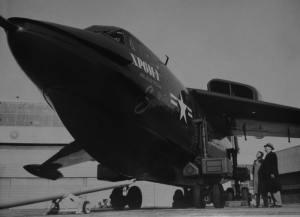 Martin XP6M-1 Seamaster