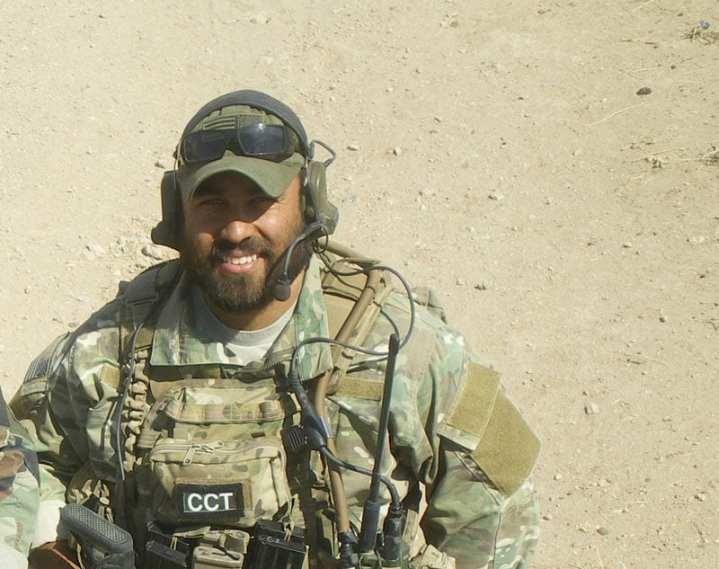 Sgt. Robert Gutierrez