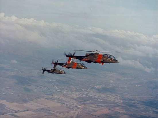 AH-56 Cheyenne Formation