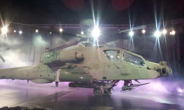 AH-64D Apache Block III