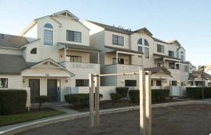 Coast Guard Marina Village family housing Alameda
