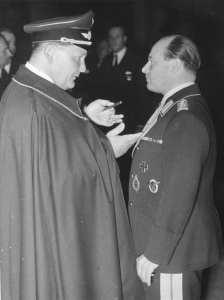Goeriing and Udet, 1938