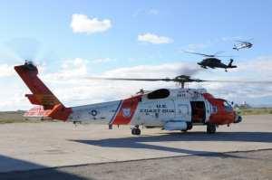 MH-60 Jayhawk Arctic Crossroads