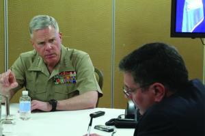 U.S. Marine Corps Cyber Warfare