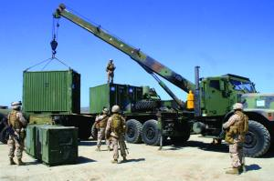 Medium Tactical Vehicle Replacement (MTVR)