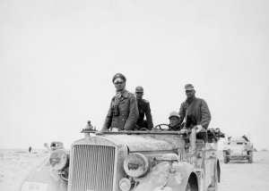 Rommel western desert 1941