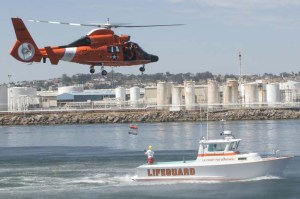 SAR demo at Long Beach