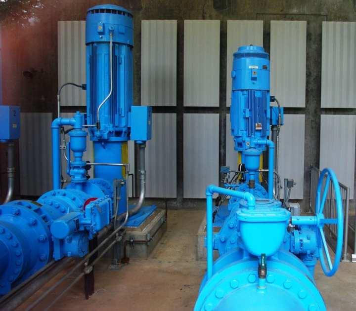 Water Treatment Plant equipment